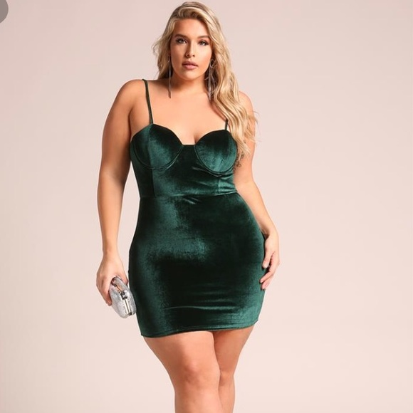 deb shops Dresses | Nwt Never Worn Plus Bustier Dress | Poshmark